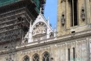 Собор вознесения девы Марии - поэтому повсюду её изображения