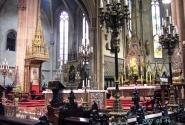 Интерьер Кафедралы