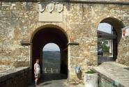 Городские ворота - из первого городского круга