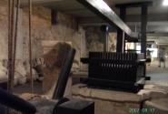 Винный пресс (реконструкция по рисункам I века)