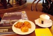 Пти-пирожки Кофейного салона