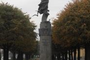 Памятник морякам и создателям флота российского