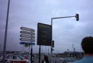 Сен-Мало. Автобусный вокзал