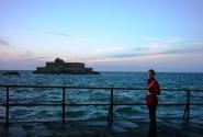 Национальный форт. Прилив