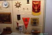 стенды музея