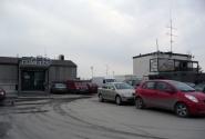 снова парковка - с Лапочкой