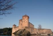 Крепость с первого острова
