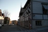 Савонлинна. Старый город.