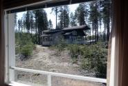 """Финны уехали рано - из """"кухонного"""" окна."""