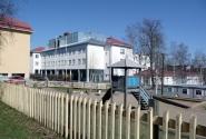 Стандартная финнская детская площадка