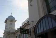 Витебский вокзал.