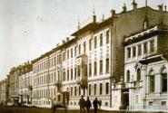 Дом Набоковых. Фотография 1910 года