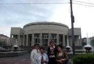 Новое здание Публичной библиотеки