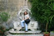 Маленький дворик на Кампо ди Фьори. По моему...