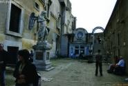 В замке Сант Анджело