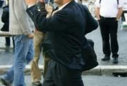 Уличный актер, пьяцца Навона