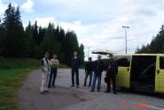 По дороге к Финскому заливу