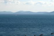 Так я и не выяснил, может это Принцевы острова на горизонте ? Подскажете?
