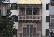 """Символ Инсбрука - """" Золотая крыша"""""""