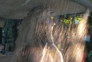 Фонтан Феллини перед Гранд Отелем.
