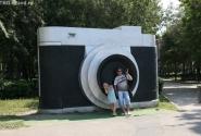 Памятник фотографам.)))