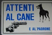 От собаки и пистолета толку больше, чем просто от собаки...