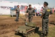 Что пехоте ваши танки....