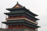 На подходе к Тяньаньмэнь