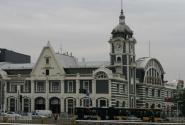 Старый железнодорожный вокзал. Теперь музей.