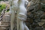 Любовь богов у водопада