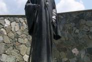 Памятник первому презенту Кипра