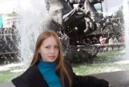 На память у фонтанов.