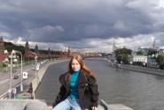 Впервые над Москва-рекой