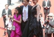 Вице-президент Серж Жиларди с семьей