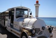 Экскурссионный паровозик