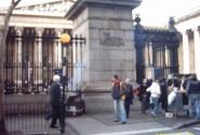 Вход в Британский музей