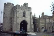 Крепостные стены Кентербери