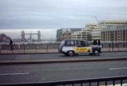 Лондонский кэб