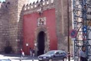 Севилья. Алькасар. Пуэрта дель Леон