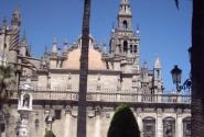Севилья. Кафедральный собор. Хиральда