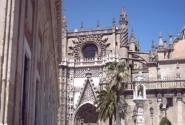 Севилья. Кафедральный собор. Ворота Принца.