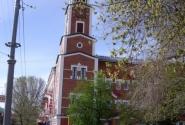 Знаменитая башня с часами