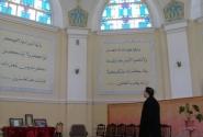 Внутреннее убранство мечети