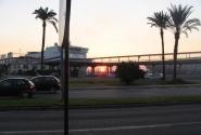 Рассвет в порту Пальмы