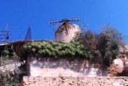 Одна из древнейших мельниц района Хонкет