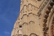Кафедральный собор. Башня центрального входа