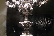 Серебряный семисвечник