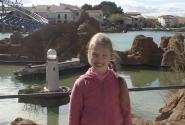 Маленький маяк Средиземноморья. Вид на новый аттракцион