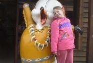 Мой друг Чилли Вилли и я