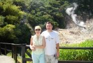 Вулкан Суфриер (остров Сент-Люсия)